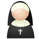 die Nonne - zakonnica