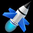 die Rakete - rakieta