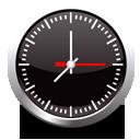 die Uhr - zegar